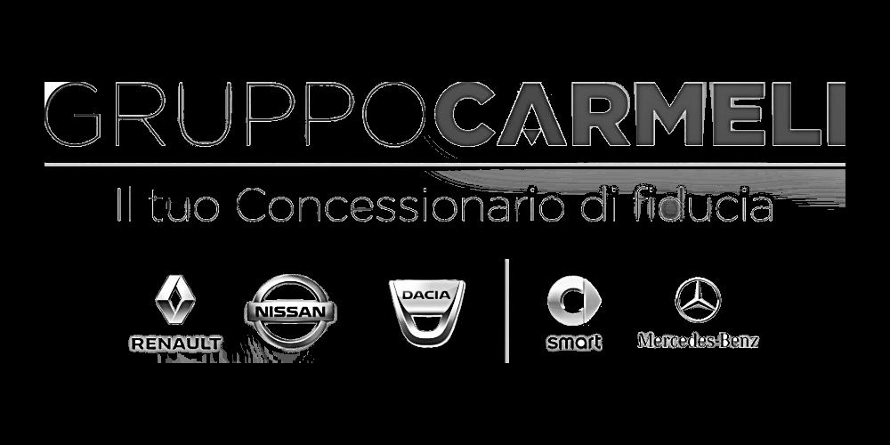 Logo Concessionaria Gruppo Carmeli S.p.A. Brescia